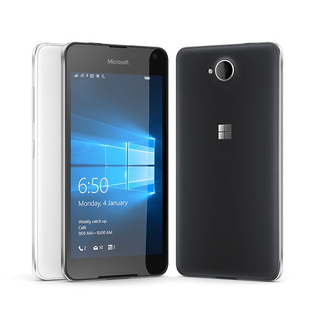 Microsoft Lumia 650 Smartphone Windows 10 Released