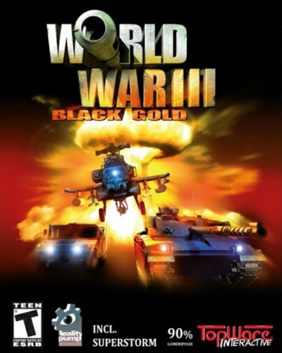 World War 3 Black Gold PC Full Español