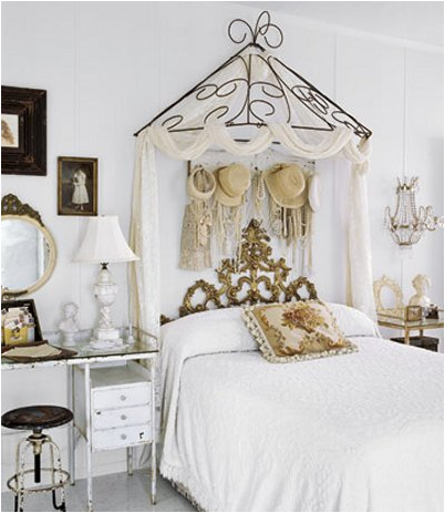 Key Interiors by Shinay Vintage Style Teen Girls Bedroom Ideas