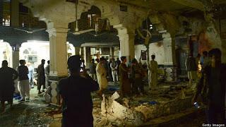 Herat mosque blast