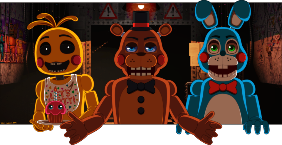 Download Easter Egg Five Nights At Freddys