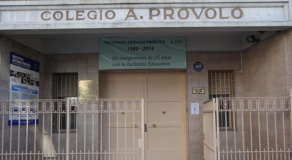 El Instituto Provolo, lugar de los espeluznantes hechos. FOTO: La Voz del Interior