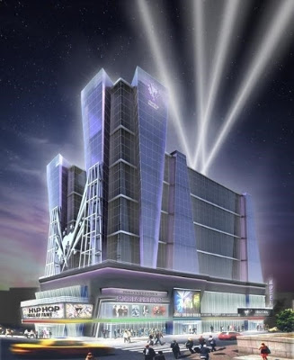 Hip Hop Hall of Fame Unveils New Design Concept for Manhattan