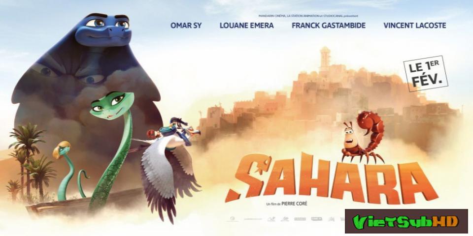 Phim Sa mạc Sahara VietSub HD | Sahara 2017
