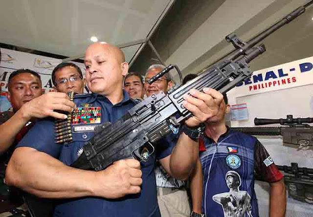 Bato to critics: So you want drug lords to win this 'war'?