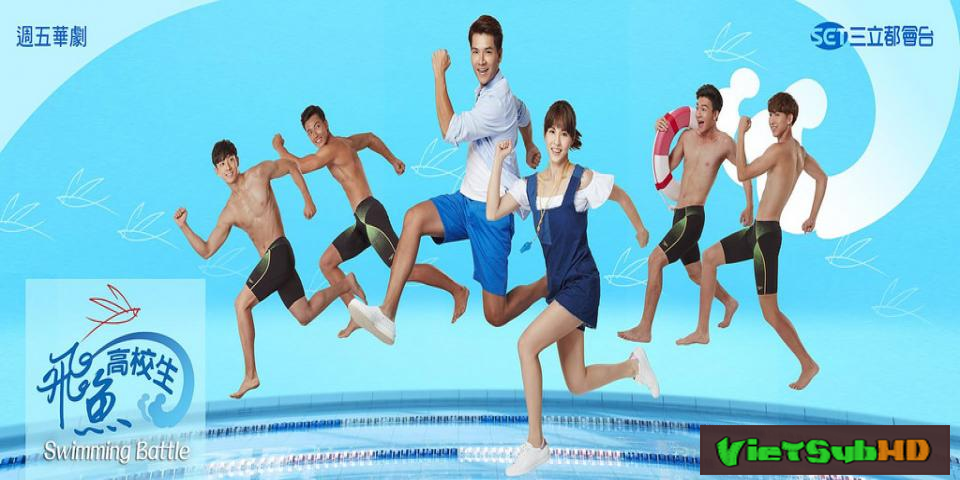 Phim Đại Chiến Bơi Lội Tập 8 VietSub HD | Swimming Battle 2016