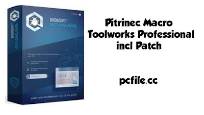 Pitrinec Macro Toolworks Professional 9.1.5 incl Patch Free Download