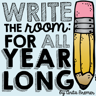 Write the room activities for all year long! Includes 13 sets- active learning is fun!