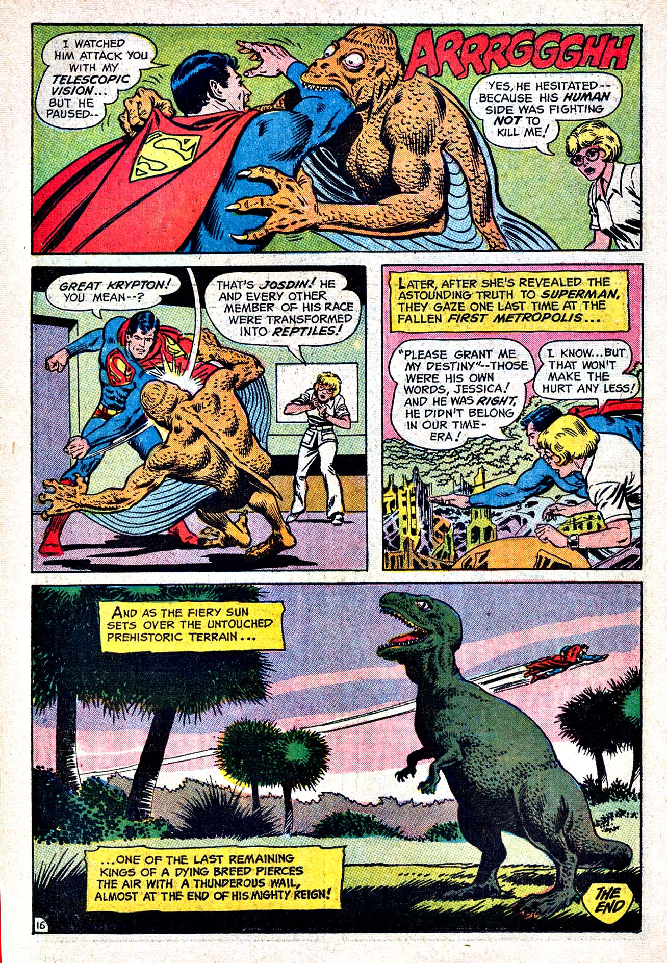 Read online Action Comics (1938) comic -  Issue #412 - 21
