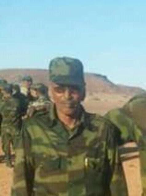 المقاتل محمد محمد سالم لعبيد في ذمة الله