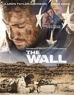 Review of THE WALL (2017), A Tense Military Drama