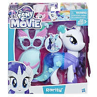 My Little Pony the Movie Rarity Fashion Style Brushable