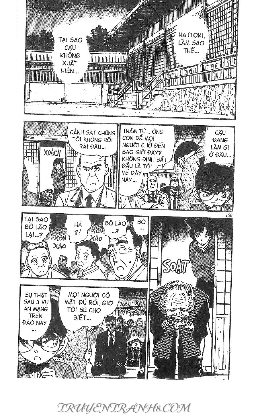 Detective Conan Chap 283 - Truyen.Chap.VN