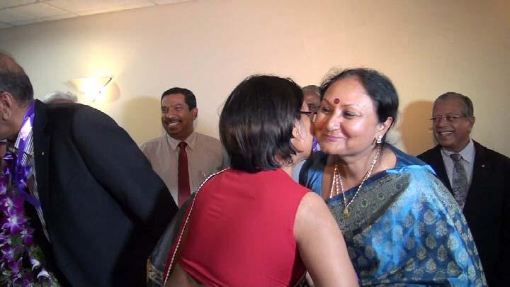 Rotary Club of Colombo: Rotary International President KR Ravindran
