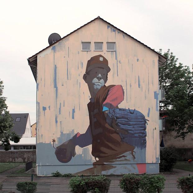 """""""bomberman"""" Piece Sainer In Weil Rhein"""