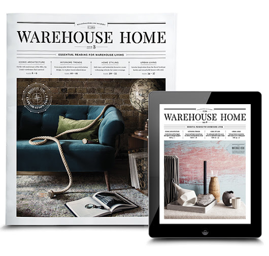 Transforming a Warehouse Into a Well-Designed Home