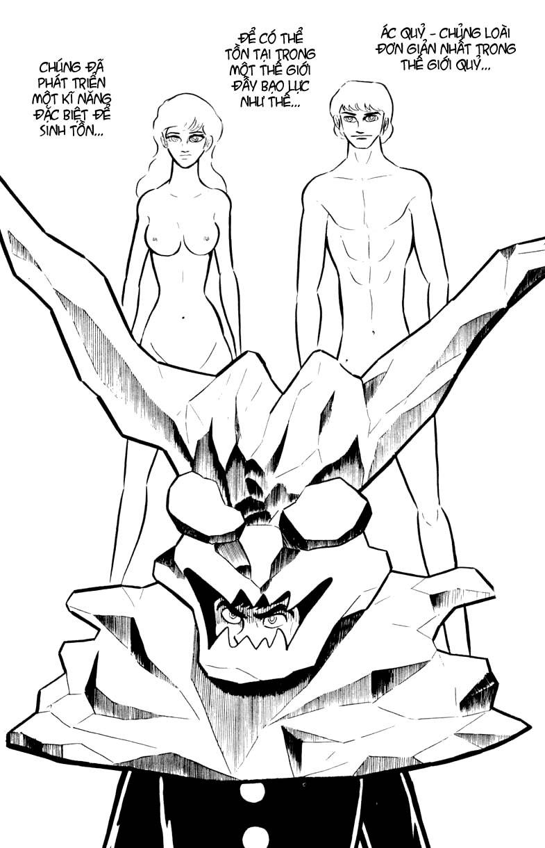 DevilMan chapter 2.1 trang 24