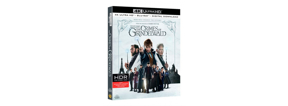 Warner Bros. Pictures oficializa a capa das versões de Os Crimes de Grindelwald