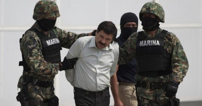 "Se fuga Joaquín ""el Chapo"" Guzmán por segunda vez."
