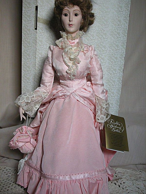 Franklin Dolls and Catalogues: Franklin mint Film Collection,Gigi ...