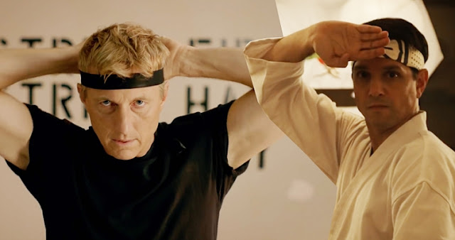Cobra Kai Karate Kid