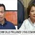 """Sandra Cam Tinawag si Trillanes na isang """"LYING COWARD"""""""