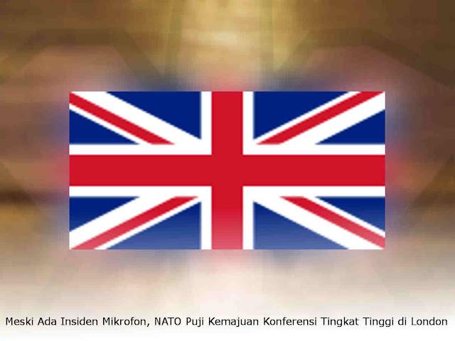 Meski Ada Insiden Mikrofon, NATO Puji Kemajuan Konferensi Tingkat Tinggi di London