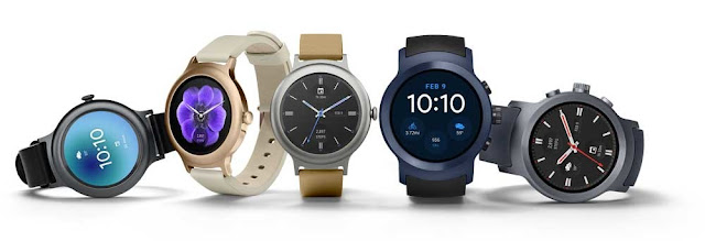 Google and LG release together Android Wear 2.0 with new smartwatches: LG Watch Sport and Style