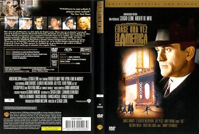Caratula dvd: Érase una vez América