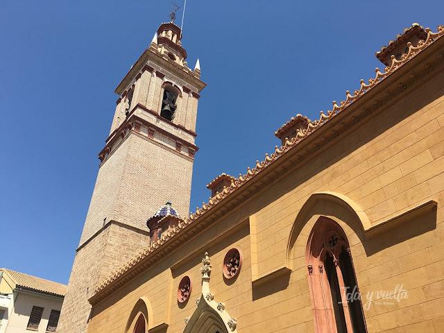San Nicolás fachada