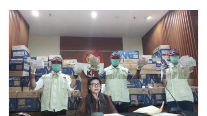 Politisi Partai Pendukung 01 Kena OTT KPK, Penggunaan Dana Korupsi Mencengangkan