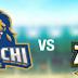 Result Match 3 : Karachi Kings vs. Peshawar Zalmi - PSL 2017