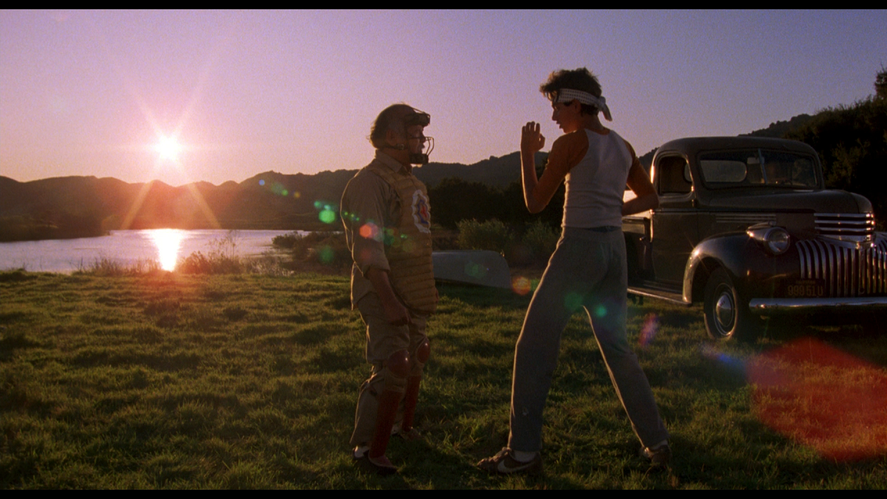 The Karate Kid (1984) 4K Ultra HD Blu-ray Review