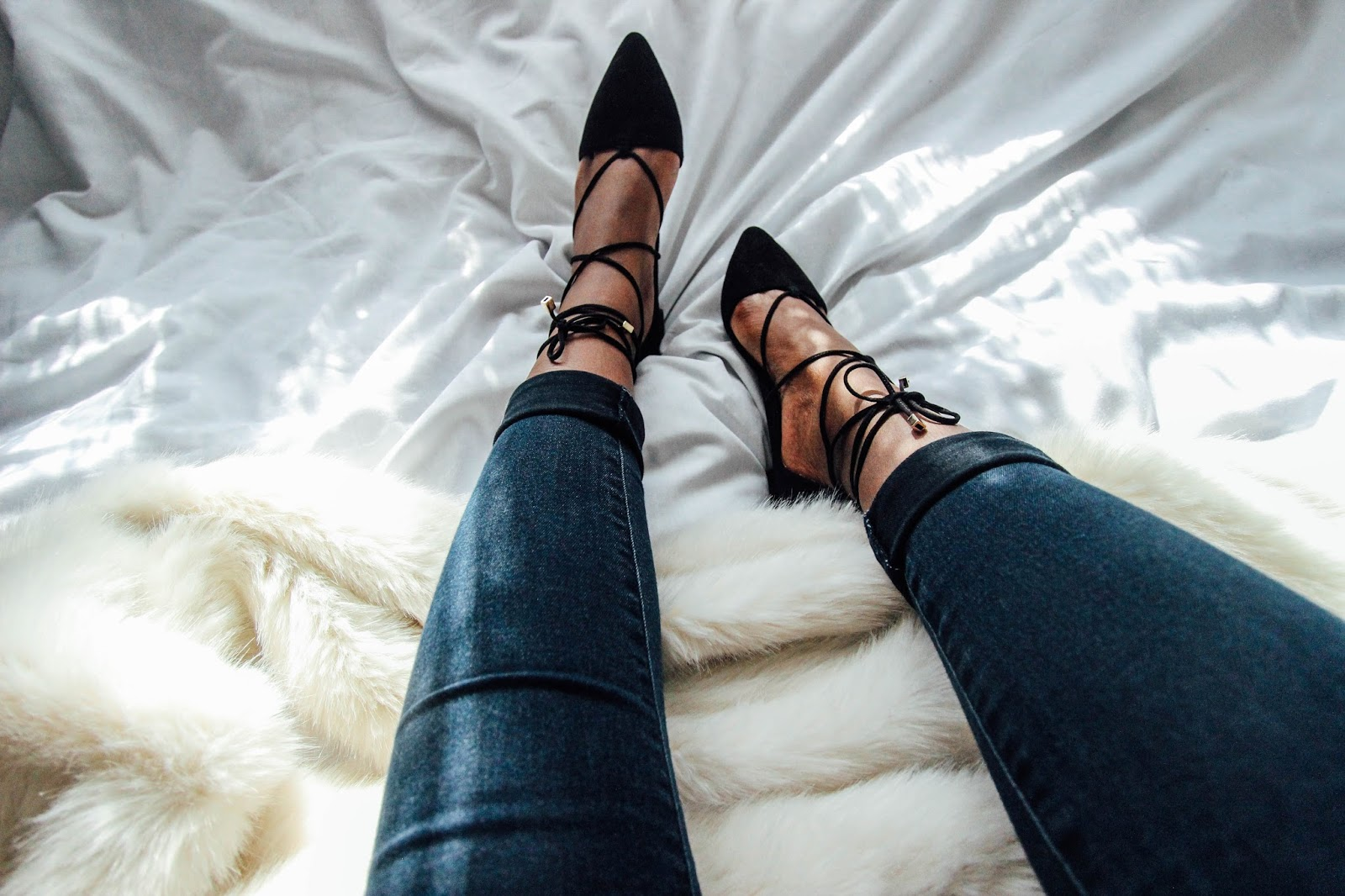 Aquazzura Christy Flats Alternative