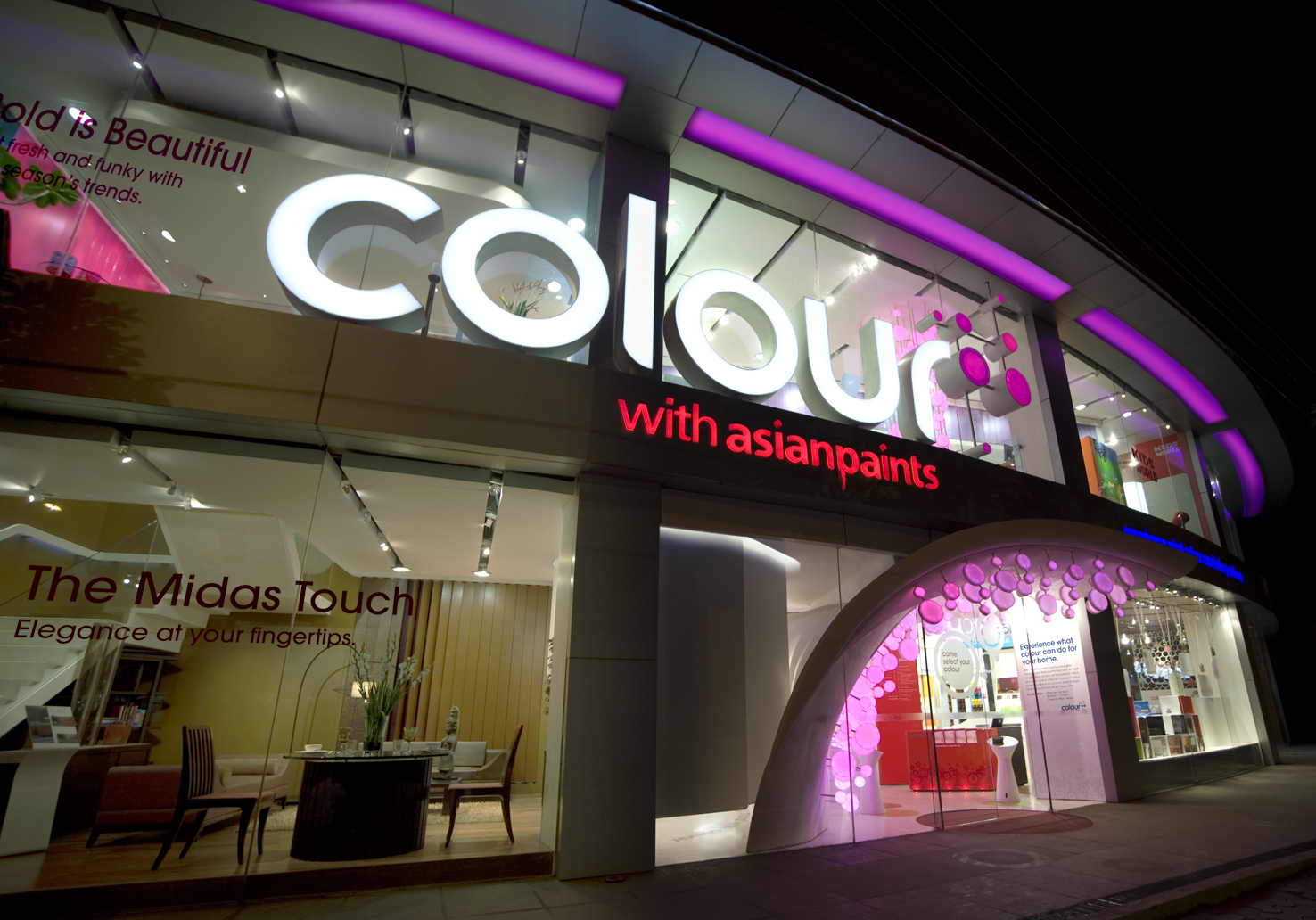 Design excellence in the heart of Mumbai