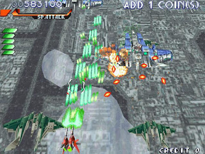 RayStorm arcade game portable download free