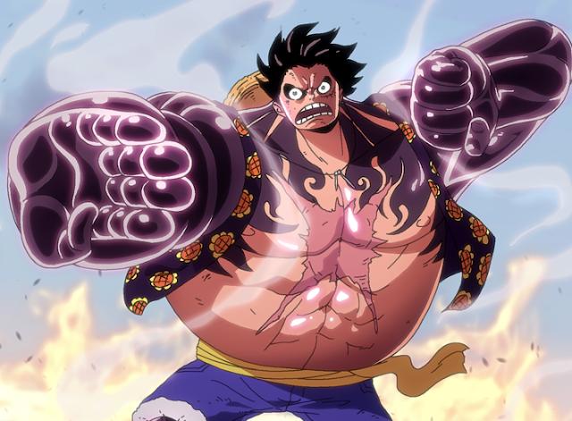 One Piece Karakter - Kumpulan Foto dan Fakta Monkey D. Luffy