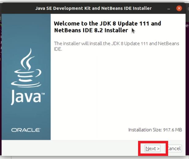 Install Netbeans for Java on Ubuntu