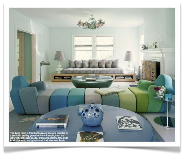 10 Rooms: Muriel Brandolini: Part Two