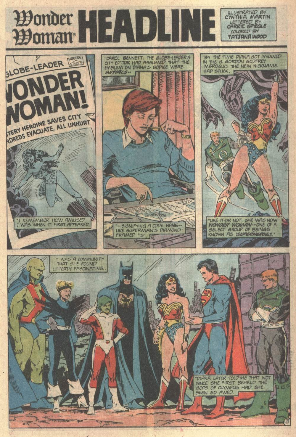 Read online Wonder Woman (1987) comic -  Issue # Annual 2 - 4