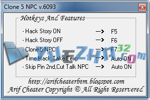Cheat+Audition+AyoDance+Clone+5+NPC+v6093 Cheat Audition AyoDance Clone 5 NPC v.6093