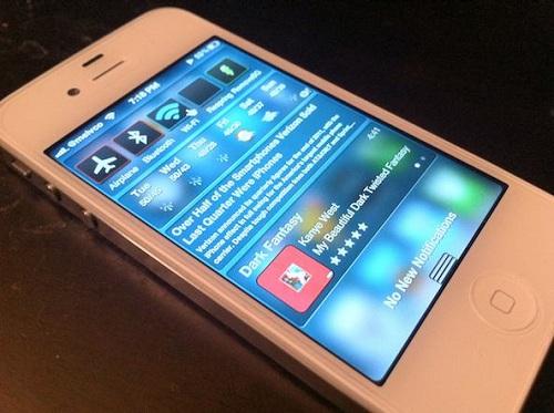Cách thay màn hình cho iPhone 4S