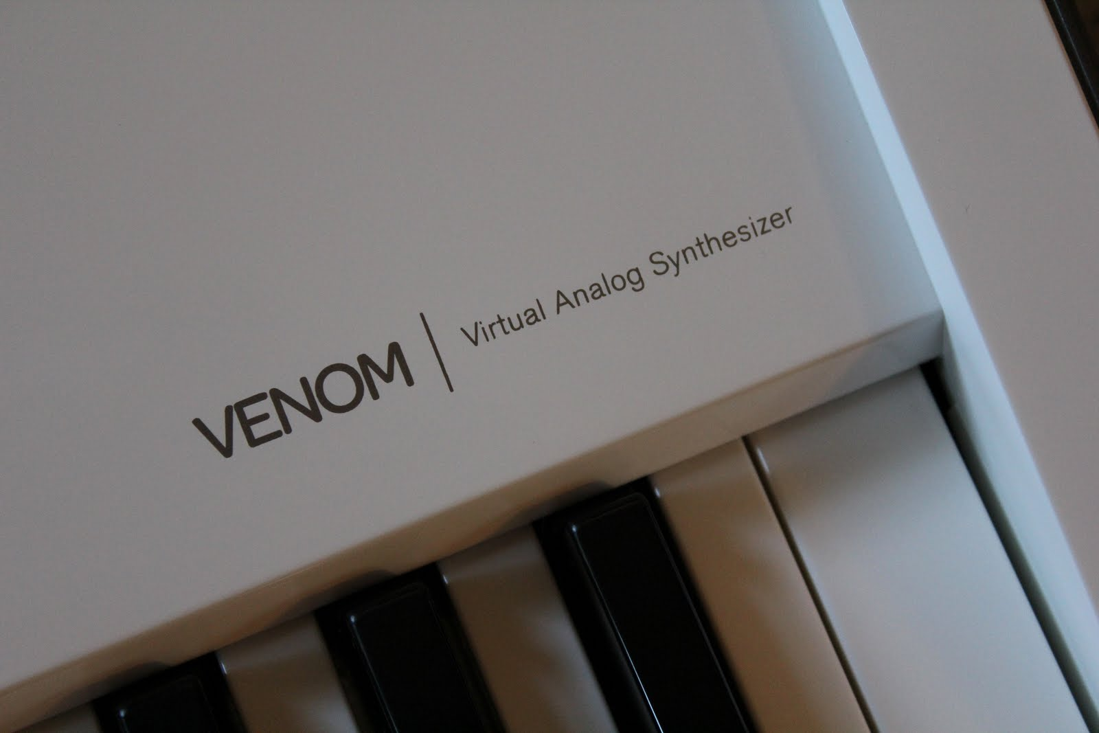 MATRIXSYNTH: M-Audio Venom Review and Interview with Product