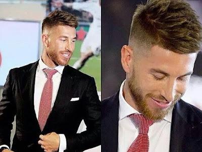 gaya rambut pria pemain sepakbola 1
