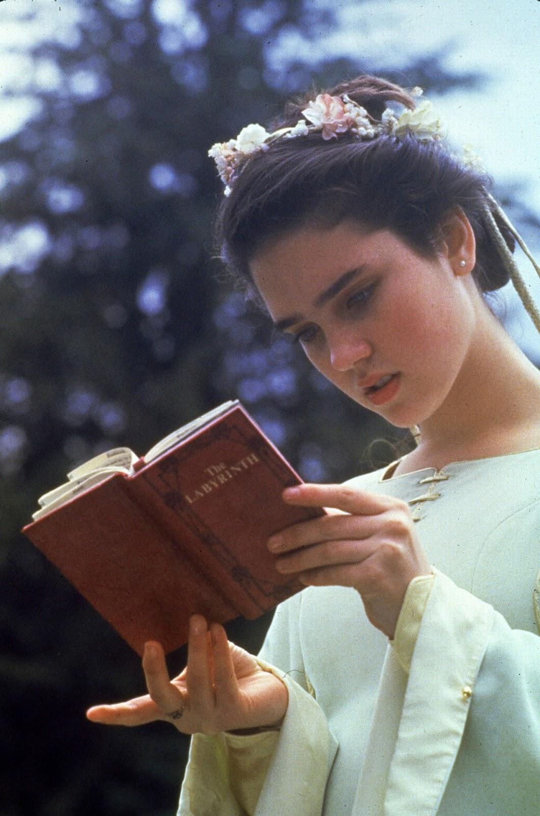 FILMY KOSTIUMOWE: Labyrinth (1986) Labyrinth 1986 Sarah