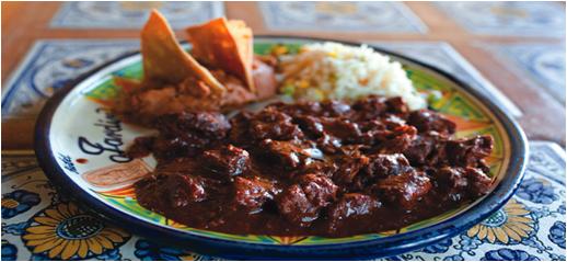 comida zacatecana