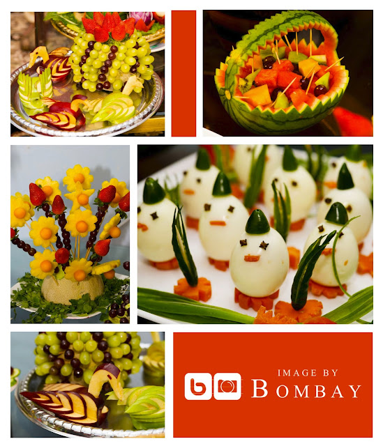 Plate Decoration For Gaye Holud: Bombay Photography: Specializing In South Asian And