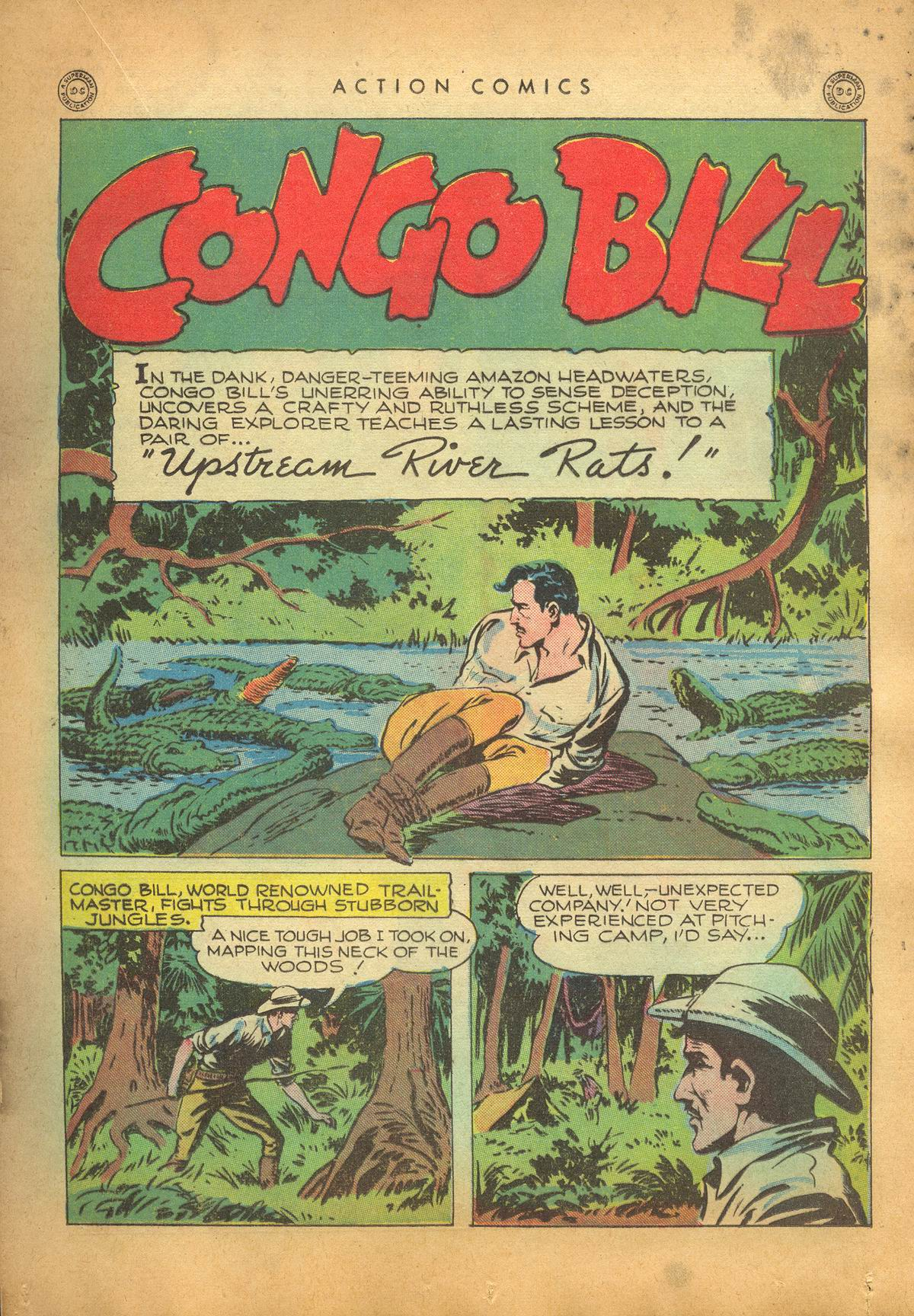 Read online Action Comics (1938) comic -  Issue #95 - 36