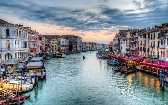 Venezia, Italia Tujuan Wisata Terpopuler Dan Terbaik Di Dunia