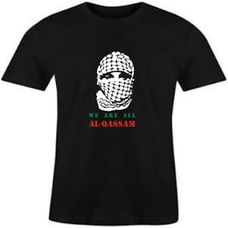 Kaos Palestina Desaim Al Qassam